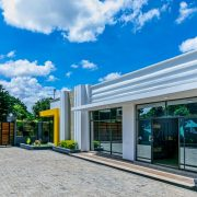 mHub Office Space – Exterior
