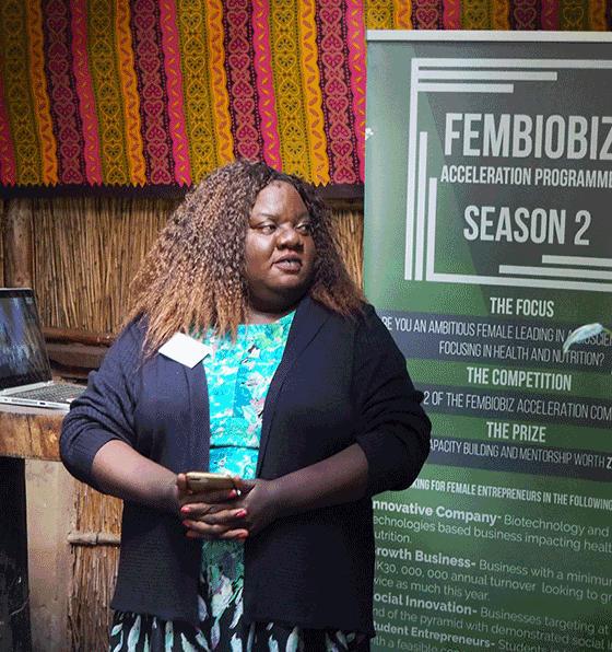 The Fembiobiz Programme